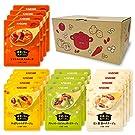 カゴメ 健康直送便 野菜と豆の具だくさんポタージュ16袋(4種×4袋)