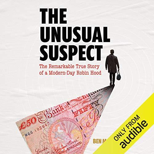 The Unusual Suspect cover art