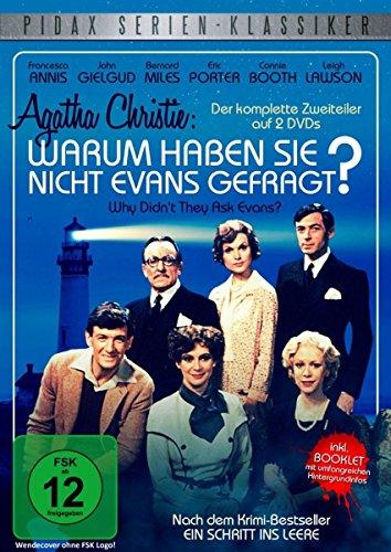 Agatha Christie: Warum haben sie nicht Evans gefragt? (2 DVDs)