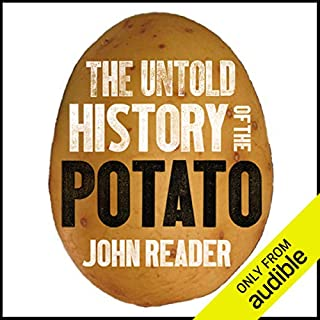 The Untold History of the Potato  cover art