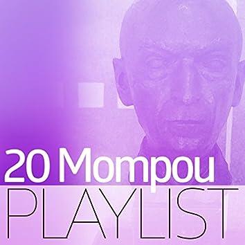 20 Mompou Playlist