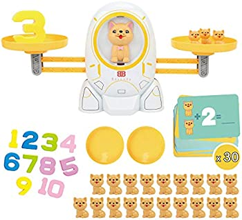 Besandy Puppy Balance Counting Number Learning Toys