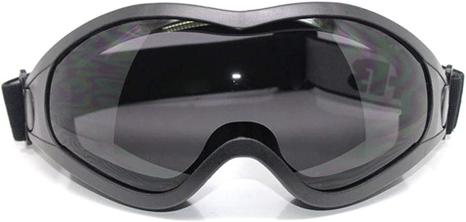 Cycling Glasses, Goggles Can be Bent and Folded OffRoad Mountaineering Hiking Adult Men and Women Glasses Dust and Fog