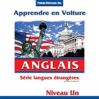 Apprendre en Voiture: Anglais, Niveau 1                   Written by:                                                                                                                                 Henry N. Raymond                               Narrated by:                                                                                                                                 Penton Overseas Inc.                      Length: 2 hrs and 55 mins     Not rated yet     Overall 0.0