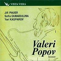 Valeri Popov, bassoon