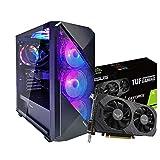 Pc desktop gaming completo Intel i5 10400F 4.30Ghz / Asus Tuf Gtx 1650 Gaming 4gb Ddr5/ Ram Ddr4...