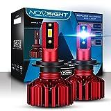 Kit di conversione faretti LED 10000LM super luminosi Exteri o bianco, fendinebbia, Xenon 6000K. 1coppia- 1anno di garanzia.