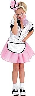 Soda Pop Girl Large 50s 50's Retro Costume - M
