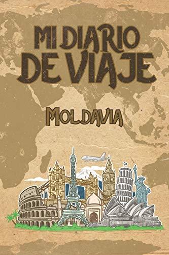 Mi Diario De Viaje Moldavia: 6x9 Diario de viaje I Libreta para listas de tareas I Regalo perfecto para tus vacaciones en Moldavia
