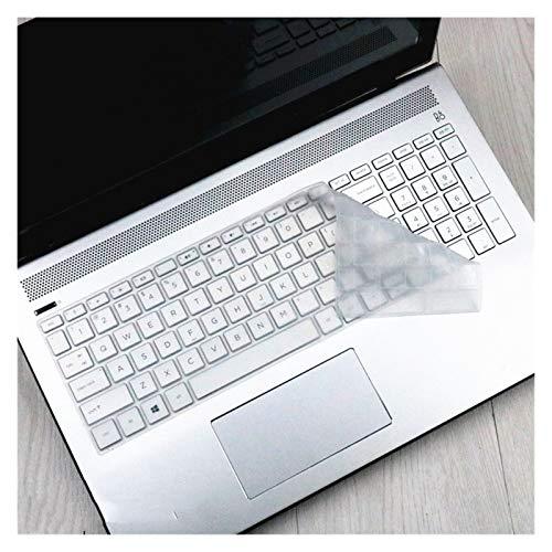 Protector de la cubierta del teclado For HP PAVILION X360 15-BR001TX 15-BR104TX 15-BR106TX 15-BR082wm 15-BR080wm 101ne 15 15,6 teclado portátil piel de la cubierta del protector Lavable, reutilizable,