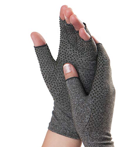 Dr. Frederick's Original Grippy Arthritis Gloves for Women & Men -...