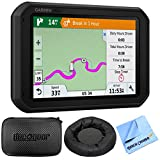 Garmin dezl 780 LMT-S 7 GPS Truck Navigator (010-01855-00) with Accessories Bundle Includes, Universal GPS...