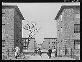 HistoricalFindings Photo: Chicago,Ill. March-April,1942. Ida B. Wells housing Project for Negroes