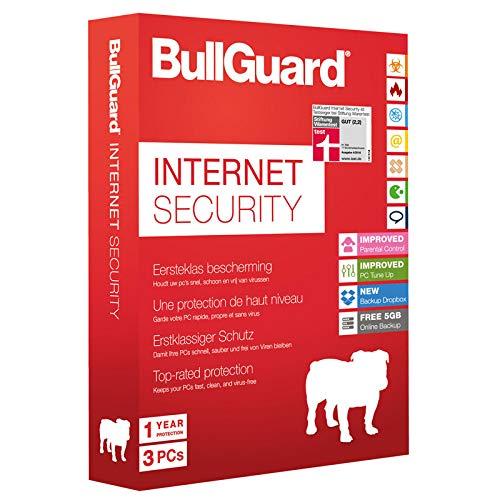 Preisvergleich Produktbild BullGuard Internet Security 5 GB Cloud PC Tune Up,  1