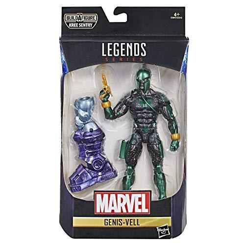 Hasbro Marvel Captain Marvel-Figura GENIS-Vell 15CM