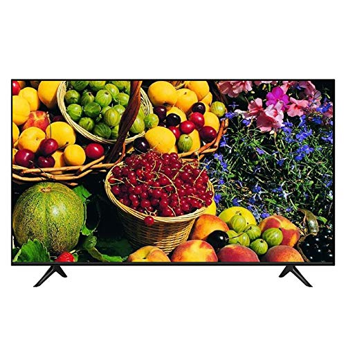 TV LED HD básica, TV de Pantalla Plana 4K HDMI USB VGA Integrado Puerto óptico Frecuencia de actualización 60Hz 55/60 Pulgadas Smart Network TV