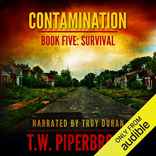 Contamination 5: Survival cover art