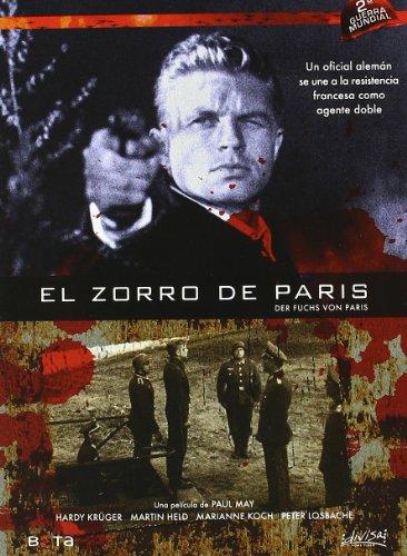 El Zorro de París [DVD]