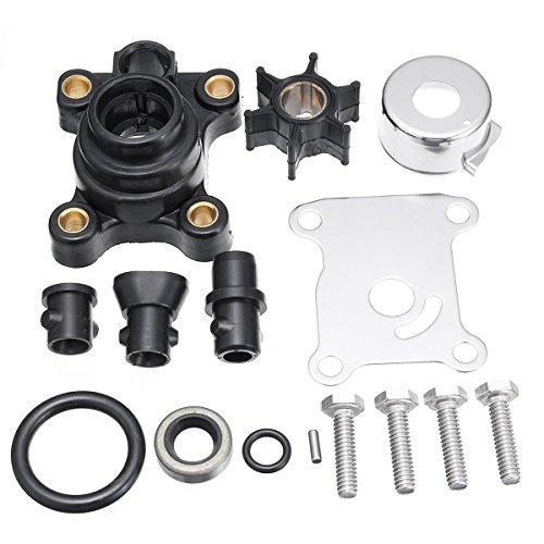 Viviance ZHVICKY Waterpompen Wielsets Voor Johnson Evinrude 9,9 pk u0026 15 pk buitenboordmotor 394711 391698