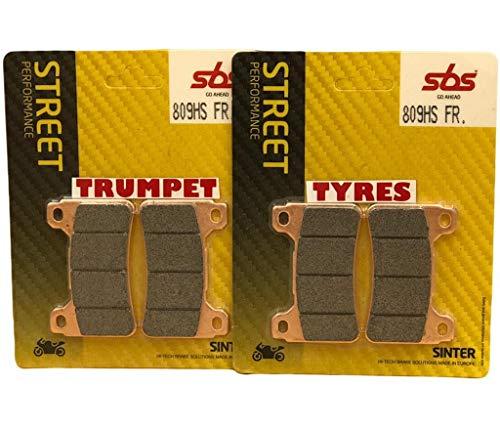 S 1000 RR S1000RR 09 10 11 12 13 14 15 16 17 18 19 SBS Performance Rear Fast Road Sinter Brake Pads Set Genuine OE Quality 675LS