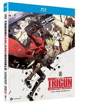 Trigun - Badlands Rumble [Blu-ray]