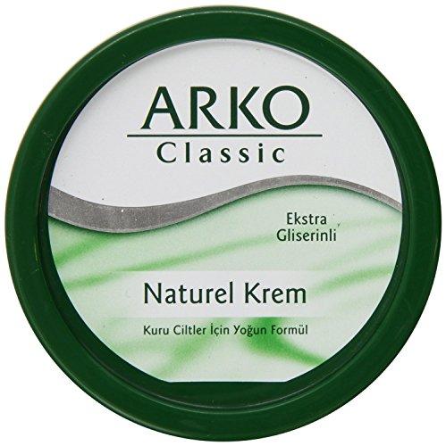 Arko Classic Natural Cream, 150 Gram