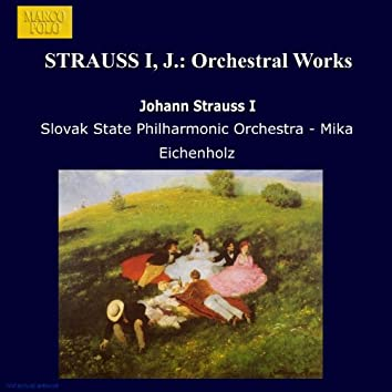 Strauss I, J.: Orchestral Works