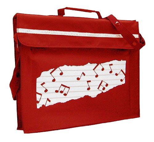 Mapac: Music Bag Primo (Red)