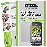 dipos I 6X Schutzfolie matt kompatibel mit Doro Liberto 820 Folie Bildschirmschutzfolie