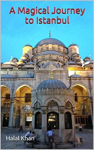 A Magical Journey to Istanbul (English Edition)