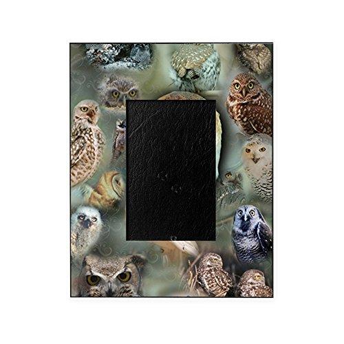 CafePress-Owls-Picture Frame