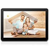WiFi Digital Picture Frame with 10 inch IPS Touch Screen HD Display, Share