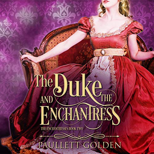The Duke and the Enchantress audiobook cover art