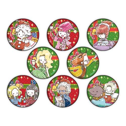 クラシカロイド 04 クリスマスver. (グラフアート) 缶バッジ BOX