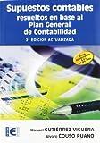 Supuestos contables resueltos en base al Plan General de Contabilidad. 2ª Edición actualizada