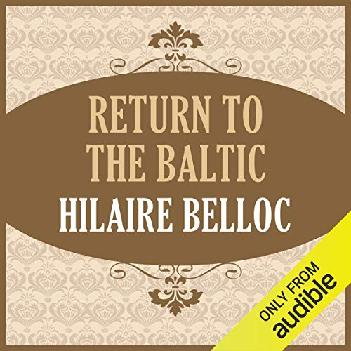 Return to the Baltic audiobook cover art