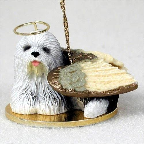Old English Sheepdog Tiny Ones Dog Angels (2 in) by Conversation Concepts