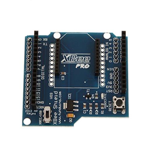 Shiwaki V03 Bluetooth XBee Shield Controllo Wireless per XBee ZigBee Arduino