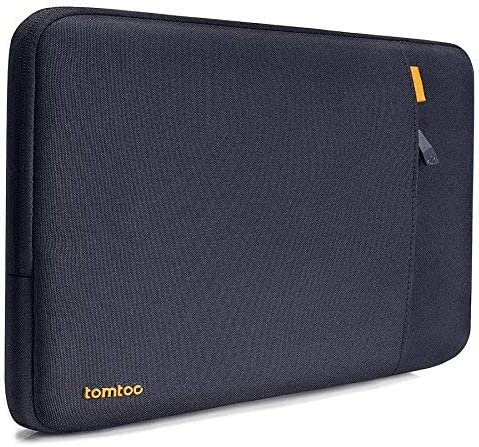 tomtoc 360 Protective Laptop Sleeve Case for 13-inch New MacBook Air with Retina Display A1932 A2179, 13 Inch MacBook...