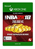 NBA 2K18: 200,000 VC - Xbox One [Digital Code]
