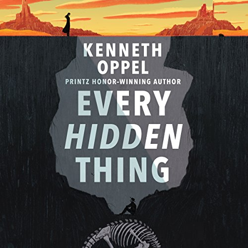 Every Hidden Thing                   By:                                                                                                                                 Kenneth Oppel                               Narrated by:                                                                                                                                 Whitney Dykhouse,                                                                                        Jake Mate                      Length: 8 hrs and 55 mins     15 ratings     Overall 4.3