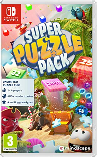 Super Puzzle Pack + 500 Puzzles