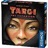 Thames & Kosmos Targi Expansion | Two-Player Game | Strategy Board Game | Expansion for Award-Winning Game Targi | from Kosmos Games