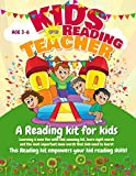 Kid s reading teacher: sight words reading and learning, activity book for kids ages 3-5 years, kindergarten, pre-k, learn reading in a fun way, teaches kid how to read sight words