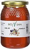 Bionsan Miel de Tomillo - 2 Botes de 500 gr - Total : 1000 gr