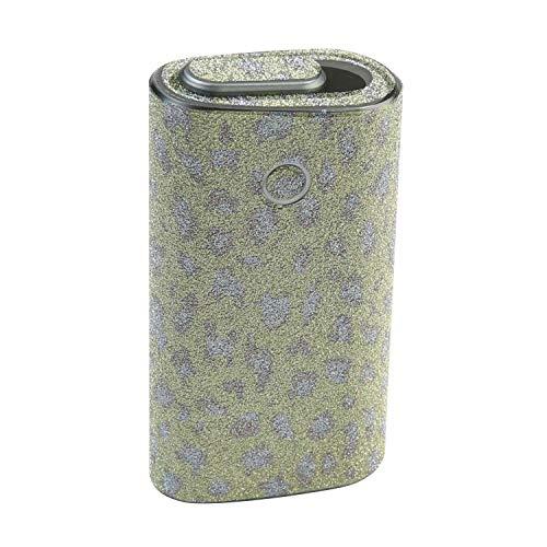 Diy-Skin glo(シリーズ2) 360°フルセット カバー ケース 保護 フィルム ステッカー デコ アクセサリ シール グロー専用 全面対応 電子タバコ すり模様