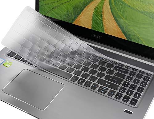 Tastaturschutz für Acer Aspire 5 Slim Laptop 15,6 Zoll A515-55 A515-55T A515-55G A515-55G A515-43 A515-44G A515-54 A515-54G, 39,6 cm Acer Aspire 5 Skin (TPU).