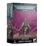 Games Workshop Warhammer 40k - Guardia della Morte Seigneur de la Virulence