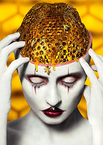 Instabuy Poster American Horror Story (N) - Theaterplakat - A3 (42x30 cm)
