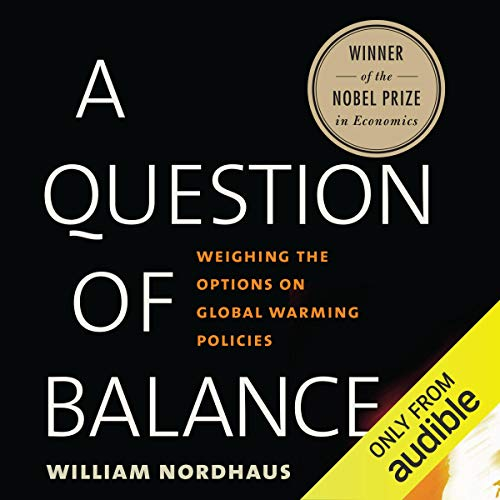 A Question of Balance cover art